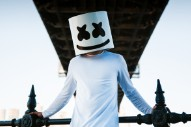 Marshmello Is EDM's Masked Hero