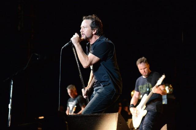 Pearl Jam Live at Fenway Park