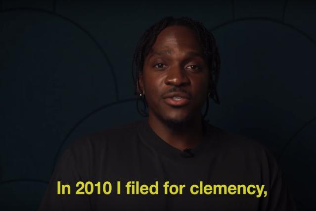 pusha t criminal justice reform psa