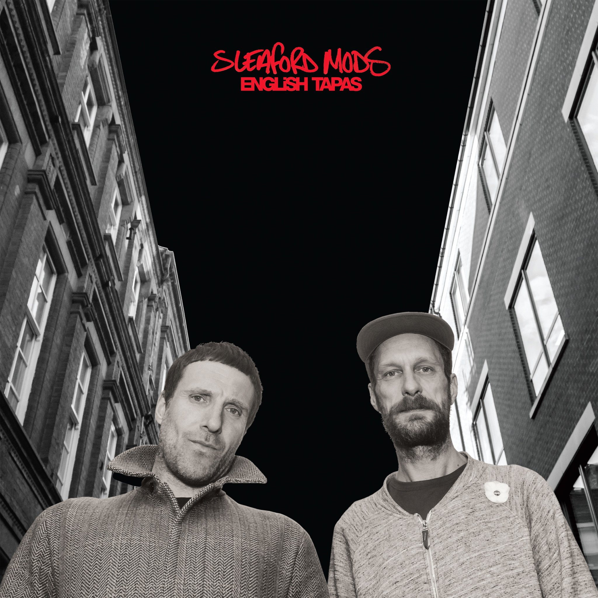 Image result for album art Sleaford Mods: English Tapas