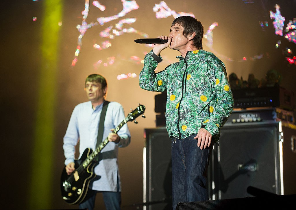 Stone Roses Announce Additional 2017 Tour Dates Spin
