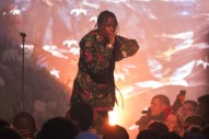 Travis Scott Cussed Somebody Out in Autotune