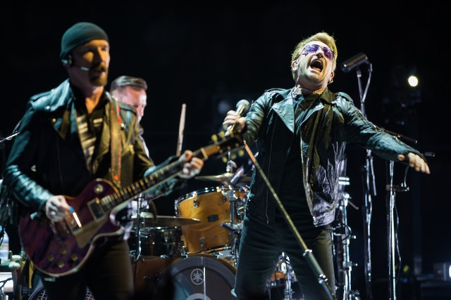 U2 Share Plans For 2017 In Christmas Video