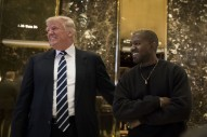 "Trump Inauguration Planner Says Kanye West Is Not ""Typically and Traditionally American"" Enough to Perform"