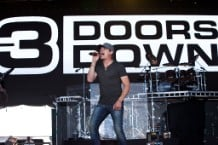 3 doors down trump inauguration