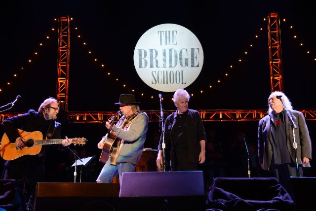 Neil Young's Annual Bridge School Benefit