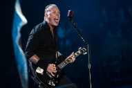 Metallica Are Performing at the Grammys