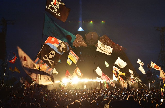 Glastonbury Festival 2015 - Day 2