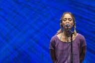 Listen to an Anti-Trump Women's March Chant Featuring Fiona Apple
