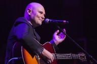 Billy Corgan Will Share Three New Projects During a Cross-Country Tour