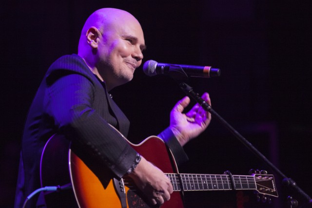 Smashing Pumpkins' Billy Corgan will release new music