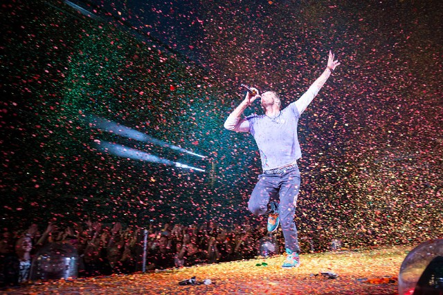 Coldplay - A Head Full of Dreams Tour In Melbourne