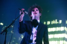 The 1975 Perform At The O2 Arena