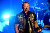 Listen to Metallica's James Hetfield on Marc Maron's <i>WTF</i> Podcast