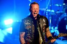 Metallica Performs At The Fonda Theatre