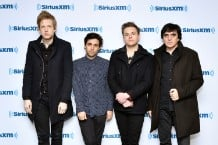 Celebrities Visit SiriusXM - January 9, 2017