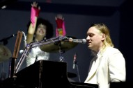 "Watch Arcade Fire Perform ""The Suburbs"" and ""Rebellion (Lies)"" In Clips From New Concert Film"