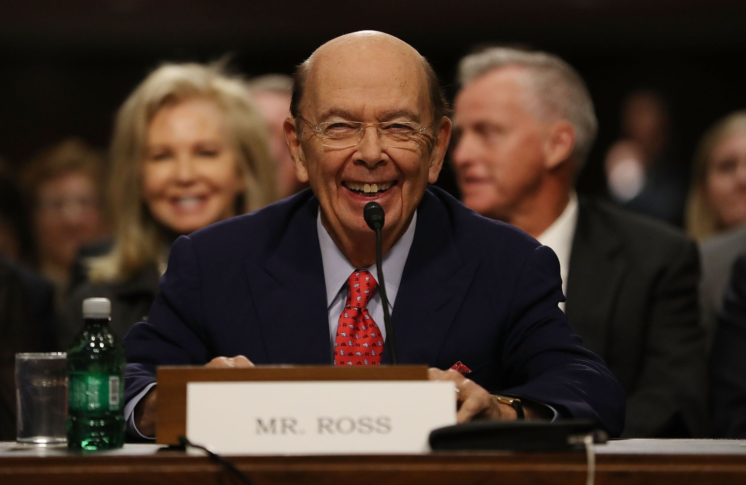 Image result for images of wilbur ross