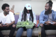 "D.R.A.M. Gives His Friends ""Broccoli"" in New PETA Endorsement Ad"