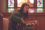 "Watch Angel Olsen Perform a Solo Version of ""Give It Up"" in a New York City Church"