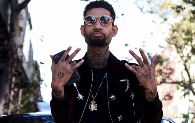 New Music Pnb Rock Hanging Up My Jersey Ft Ty Dolla Ign Spin