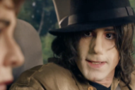 Here's What Joseph Fiennes' Forthcoming Portrayal of Michael Jackson Looks Like