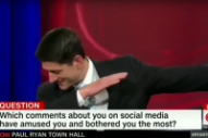 Faced With the Americans Who Could Lose Everything Under Trump, Paul Ryan Dabs on 'Em