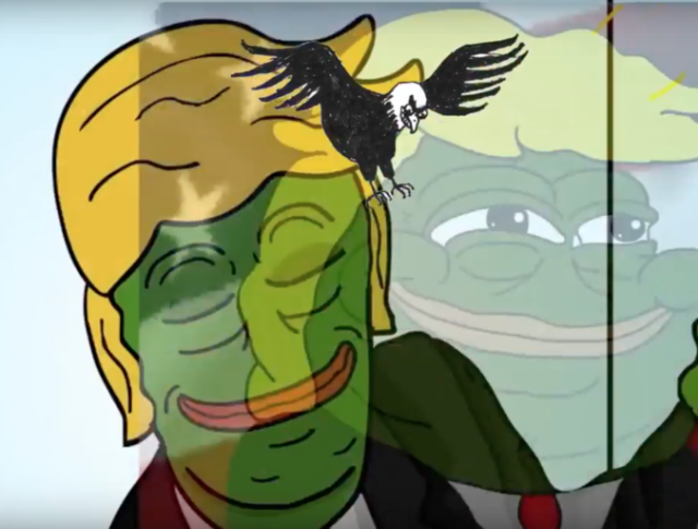 New Music: Pepe the Frog Plays Donald Trump in Father John