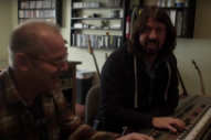 Watch an Embarrassed Dave Grohl Listen to a Demo of the First Song He Ever Wrote and Recorded