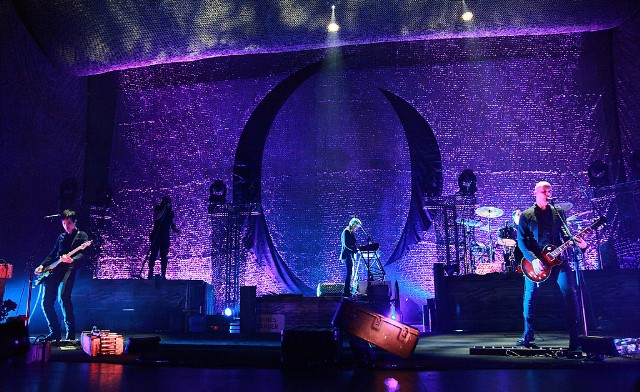 A Perfect Circle Performs At The Gibson Amphitheatre At Universal CityWalk