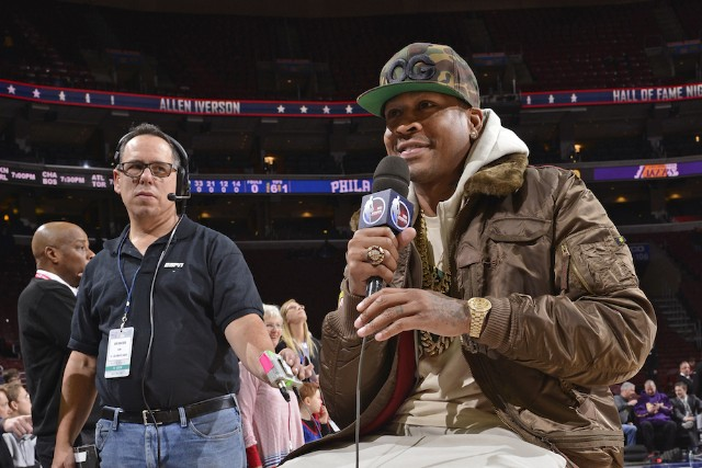 242e5f6f8fc Allen Iverson Is Joining Ice Cube's Basketball League | SPIN