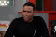 &#8220;I&#8217;m Used to Things Not Going My Way&#8221;: <i>Black-ish</i>&#8217;s Anthony Anderson Delivers Searing Monologue on Fear of a Trump Planet