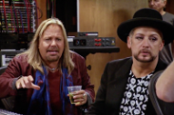 Watch Mötley Crüe&#8217;s Vince Neil and Boy George Argue Over Sobriety in <i>New Celebrity Apprentice</i>