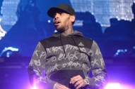Angry Chris Brown Calls Aziz Ansari &#8220;Aladdin&#8221; Following Comedian&#8217;s <em>Saturday Night Live</em> Joke