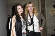 Frances Bean Cobain Is Sick of '90s Fashion