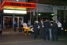 U.S.-NEW YORK-CONCERT-SHOOTING INCIDENT