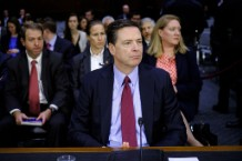 Agency Chiefs Testify To Senate Intelligence Committee On Russia's Intelligence Activities