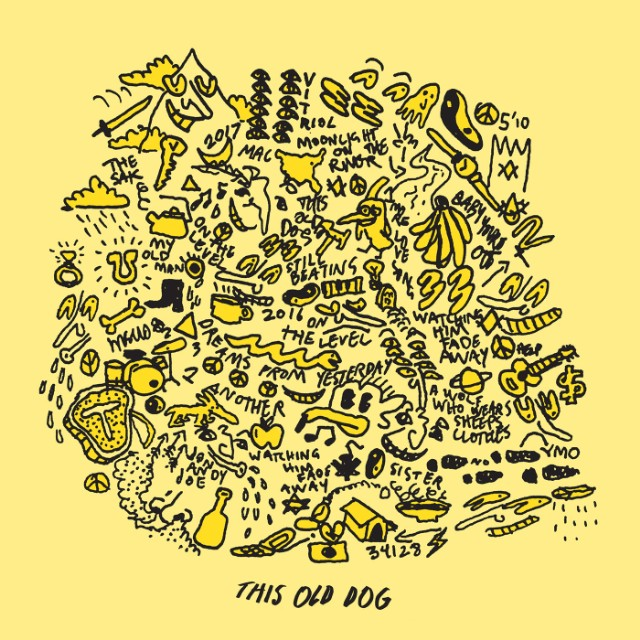 mac demarco this old dog album art