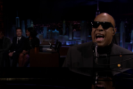 Watch Stevie Wonder Serenade Michelle Obama With &#8220;Isn&#8217;t She Lovely&#8221; and &#8220;My Cherie Amour&#8221; on <i>Fallon</i>