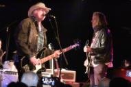 "Watch Three-Quarters of R.E.M. Reunite to Play ""Superman"""