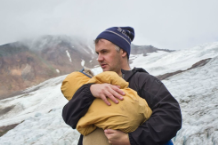 mount eerie new album a crow looked at me real death stream
