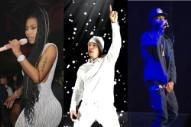 "New Music: Major Lazer – ""Run Up"" ft. PARTYNEXTDOOR and Nicki Minaj"