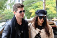 "Report: Paula Patton Told Judge That Robin Thicke Punched Her, Threatened to ""Bash Her Fucking Head in"""