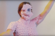 "Watch Hot Chip Drummer Pillow Person's Candy-Colored, Totally Gross Video for ""On Your Way"""