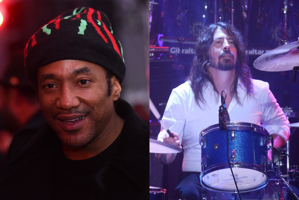 A Tribe Called Quest And Dave Grohl Will Perform Together