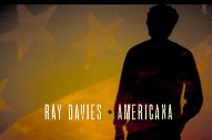 "Ray Davies Announces His First Solo Album in 10 Years, Shares New Song ""Poetry"""