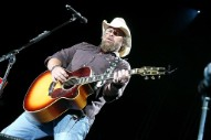 Donald Trump Finally Books Artists For His Inauguration: Toby Keith, 3 Doors Down, Jennifer Holliday [UPDATE]
