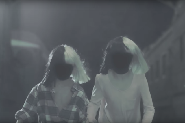sia never give up video