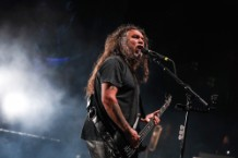 Slayer with Anthrax In Concert - St. Heights, MI