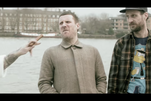 sleaford mods bhs video